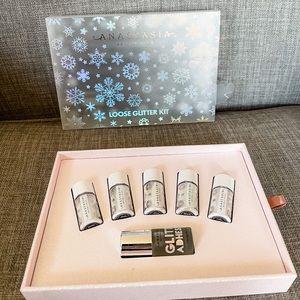 New Anastasia Loose Glitter Kit - 5 Colors